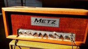 personal guitar amp custom tube amps 18 Watt EL84 cathode bias single or parallel input stage